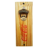 COKE BOTTLE OPENER - Natural