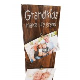 "PHOTO CLIP BOARD - ""Grandkids"""