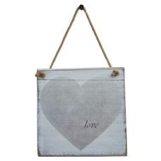 """LOVE"" HEART BLOCK"