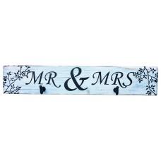 MR & MRS HOOKS