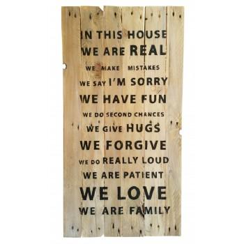 family, inspiration, board, love, hugs, real
