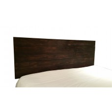 DARK WOODEN HEADBOARD - Queen