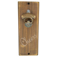 "BOTTLE OPENER - ""Cheers"" Grey"