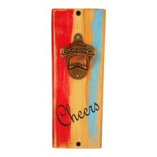 "BOTTLE OPENER - ""Cheers"""